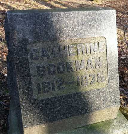 BOOKMAN, CATHERINE - Ashland County, Ohio | CATHERINE BOOKMAN - Ohio Gravestone Photos