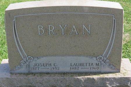 BRYAN, LAURETTA M. - Ashland County, Ohio | LAURETTA M. BRYAN - Ohio Gravestone Photos