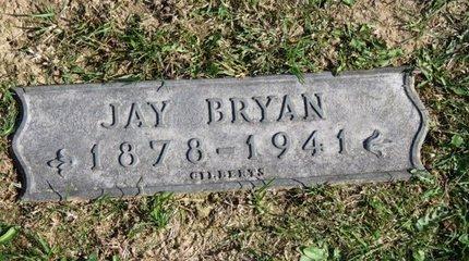 BRYAN, JAY - Ashland County, Ohio | JAY BRYAN - Ohio Gravestone Photos
