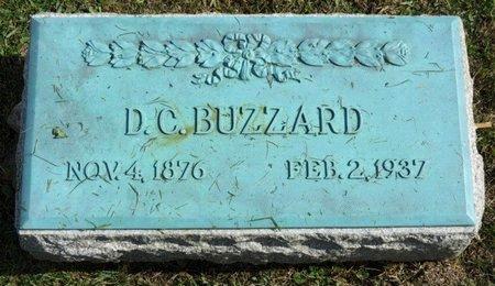BUZZARD, D.C. - Ashland County, Ohio | D.C. BUZZARD - Ohio Gravestone Photos