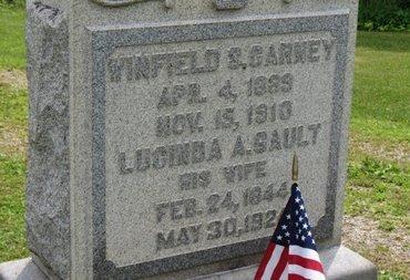 CARNEY, WINFIELD S. - Ashland County, Ohio | WINFIELD S. CARNEY - Ohio Gravestone Photos