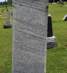 CARTER, M.W. - Ashland County, Ohio | M.W. CARTER - Ohio Gravestone Photos