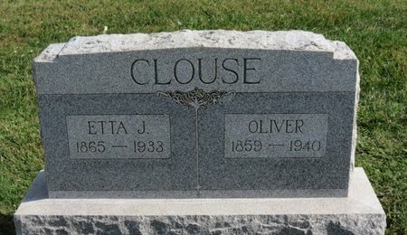 CLOUSE, ETTA J. - Ashland County, Ohio | ETTA J. CLOUSE - Ohio Gravestone Photos