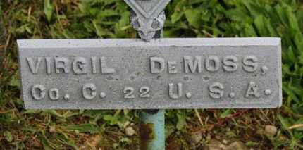 DEMOSS, VIRGIL - Ashland County, Ohio | VIRGIL DEMOSS - Ohio Gravestone Photos