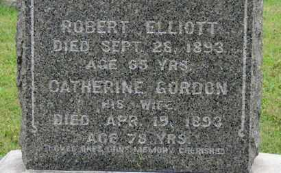 ELLIOT, ROBERT - Ashland County, Ohio | ROBERT ELLIOT - Ohio Gravestone Photos