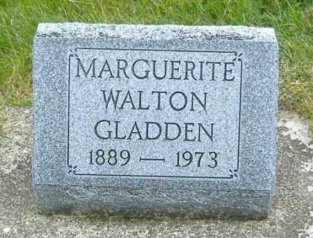 GLADDEN, OLGA MARGUERITE - Ashland County, Ohio | OLGA MARGUERITE GLADDEN - Ohio Gravestone Photos