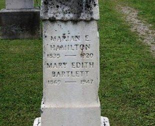 BARTLETT, MARY EDITH - Ashland County, Ohio | MARY EDITH BARTLETT - Ohio Gravestone Photos