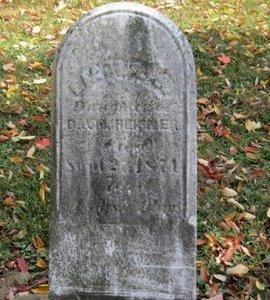 HEIFNER, D. - Ashland County, Ohio | D. HEIFNER - Ohio Gravestone Photos