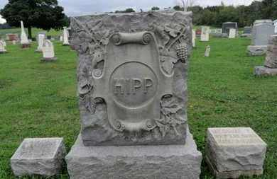 HIPP, FAMILY - Ashland County, Ohio | FAMILY HIPP - Ohio Gravestone Photos