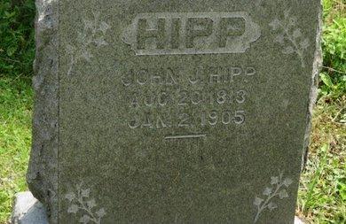 HIPP, JOHN J. - Ashland County, Ohio   JOHN J. HIPP - Ohio Gravestone Photos