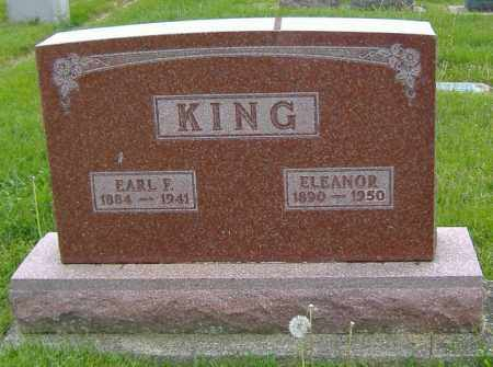 KING, MARY ELEANOR - Ashland County, Ohio | MARY ELEANOR KING - Ohio Gravestone Photos