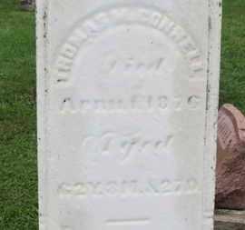MCCONNELL, THOMAS - Ashland County, Ohio | THOMAS MCCONNELL - Ohio Gravestone Photos