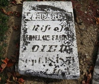 MCFADDEN, DANIEL - Ashland County, Ohio | DANIEL MCFADDEN - Ohio Gravestone Photos