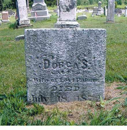 PALMER, DORCAS - Ashland County, Ohio | DORCAS PALMER - Ohio Gravestone Photos