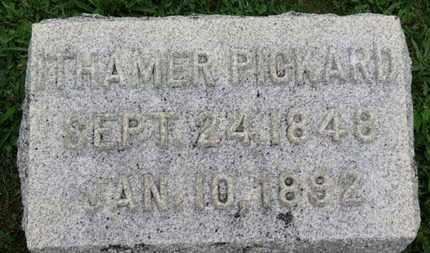 PICARD, ITHAMER - Ashland County, Ohio | ITHAMER PICARD - Ohio Gravestone Photos