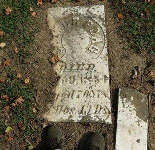 POAG, JAMES - Ashland County, Ohio | JAMES POAG - Ohio Gravestone Photos