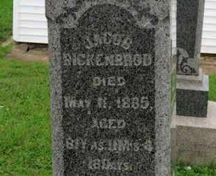RICKENBROD, JACOB - Ashland County, Ohio | JACOB RICKENBROD - Ohio Gravestone Photos