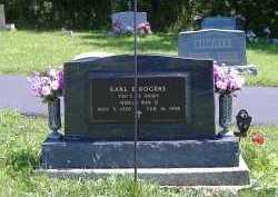 ROGERS, EARL - Ashland County, Ohio | EARL ROGERS - Ohio Gravestone Photos