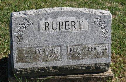 RUPERT, ALBERT G. - Ashland County, Ohio | ALBERT G. RUPERT - Ohio Gravestone Photos