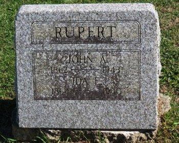 RUPERT, JOHN A. - Ashland County, Ohio | JOHN A. RUPERT - Ohio Gravestone Photos