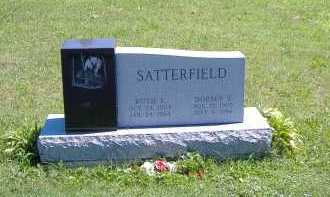 SATTERFIELD, RUTH K. - Ashland County, Ohio | RUTH K. SATTERFIELD - Ohio Gravestone Photos