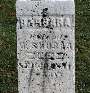 SHUGAR, BARBARA - Ashland County, Ohio | BARBARA SHUGAR - Ohio Gravestone Photos