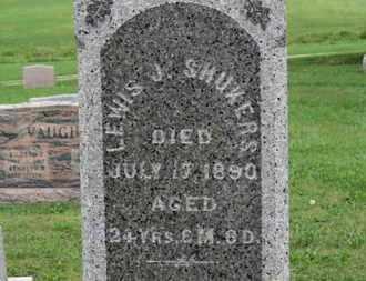 SHUKERS, LEWIS J. - Ashland County, Ohio | LEWIS J. SHUKERS - Ohio Gravestone Photos