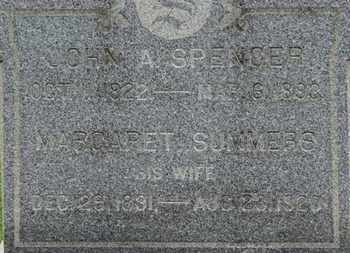SPENCER, JOHN A. - Ashland County, Ohio | JOHN A. SPENCER - Ohio Gravestone Photos