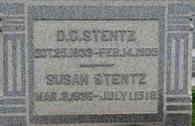 STENTZ, SUSAN - Ashland County, Ohio | SUSAN STENTZ - Ohio Gravestone Photos