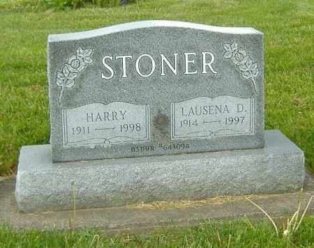 STONER, HARRY MARVIN - Ashland County, Ohio | HARRY MARVIN STONER - Ohio Gravestone Photos