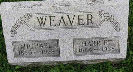 WEAVER, MICHAEL - Ashland County, Ohio | MICHAEL WEAVER - Ohio Gravestone Photos