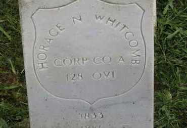 WHITCOMB, HORACE N. - Ashland County, Ohio | HORACE N. WHITCOMB - Ohio Gravestone Photos