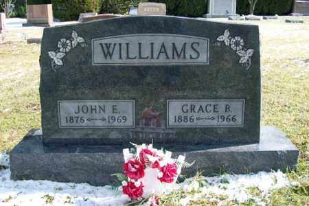 WILLIAMS, JOHN ELIE - Ashland County, Ohio | JOHN ELIE WILLIAMS - Ohio Gravestone Photos