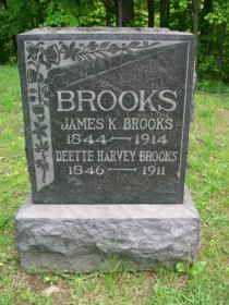 BROOKS, DEETTE - Ashtabula County, Ohio | DEETTE BROOKS - Ohio Gravestone Photos
