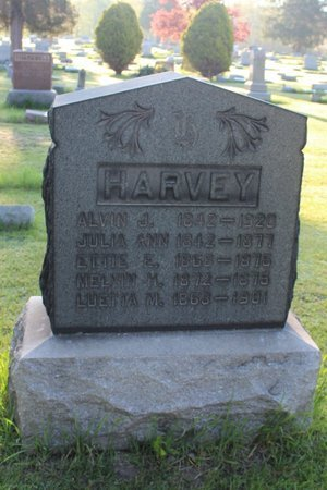 HARVEY, MELVIN M. - Ashtabula County, Ohio | MELVIN M. HARVEY - Ohio Gravestone Photos