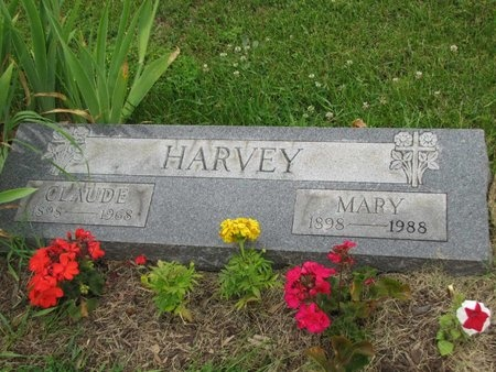 HARVEY, CLAUDE LEROY - Ashtabula County, Ohio | CLAUDE LEROY HARVEY - Ohio Gravestone Photos