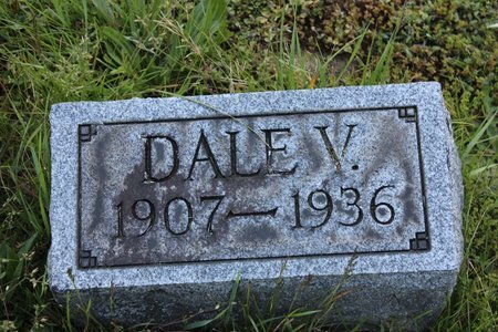 HARVEY, DALE V. - Ashtabula County, Ohio | DALE V. HARVEY - Ohio Gravestone Photos
