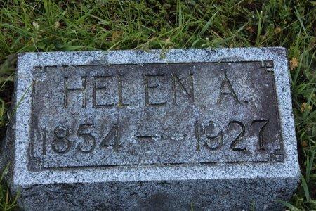 HARVEY, HELEN AMELIA - Ashtabula County, Ohio | HELEN AMELIA HARVEY - Ohio Gravestone Photos