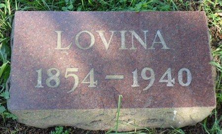 HARVEY, LOVINA - Ashtabula County, Ohio   LOVINA HARVEY - Ohio Gravestone Photos