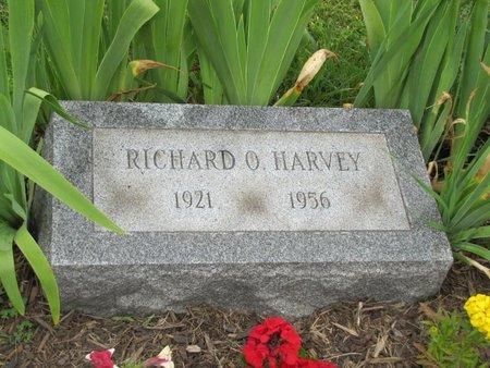 HARVEY, RICHARD OREN - Ashtabula County, Ohio | RICHARD OREN HARVEY - Ohio Gravestone Photos