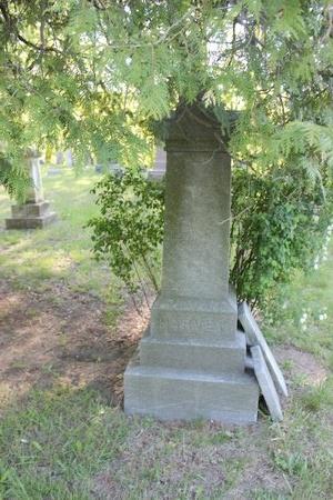 HARVEY, WESLEY SESSIONS - Ashtabula County, Ohio | WESLEY SESSIONS HARVEY - Ohio Gravestone Photos