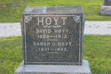 HOYT, SARAH C. - Ashtabula County, Ohio | SARAH C. HOYT - Ohio Gravestone Photos