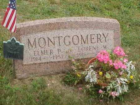 RING MONTGOMERY, LORENE W - Ashtabula County, Ohio | LORENE W RING MONTGOMERY - Ohio Gravestone Photos