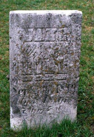 BOGUE SCOTT, JANE - Ashtabula County, Ohio | JANE BOGUE SCOTT - Ohio Gravestone Photos