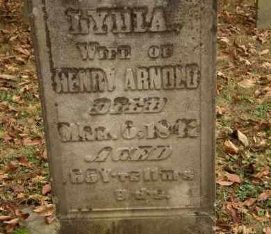 ARNOLD, LYDIA - Athens County, Ohio | LYDIA ARNOLD - Ohio Gravestone Photos