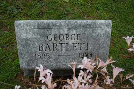 BARTLETT, GEORGE - Athens County, Ohio | GEORGE BARTLETT - Ohio Gravestone Photos