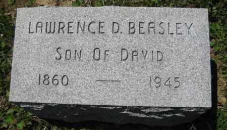 BEASLEY, LAWRENCE D. - Athens County, Ohio | LAWRENCE D. BEASLEY - Ohio Gravestone Photos