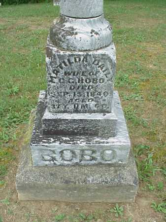 DAILY BOBO, MATILDA - Athens County, Ohio | MATILDA DAILY BOBO - Ohio Gravestone Photos