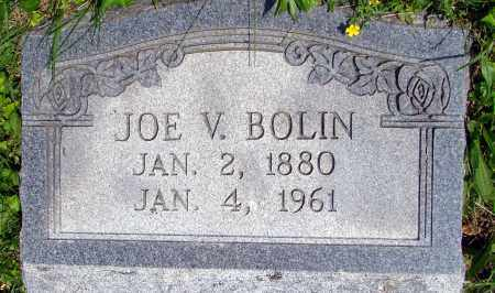 BOLIN, JOE V. - Athens County, Ohio | JOE V. BOLIN - Ohio Gravestone Photos
