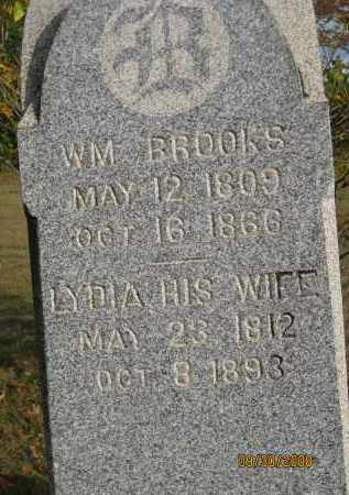 BROOKS, W. M. - Athens County, Ohio | W. M. BROOKS - Ohio Gravestone Photos